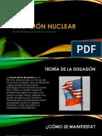 Disuasión Nuclear