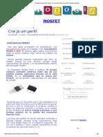 Mosfet Explicación Partes y Funcionamiento Facil del Transistor Mosfet.pdf