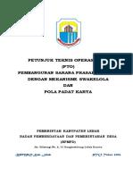 Pto Padat Karya