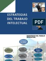 Estrategias Del Trabajo Intelectual