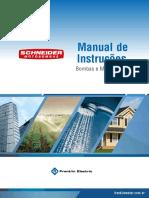 Schneider Manual Instruções Geral 01-2018 Web