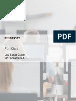 FortiGate Lab Setup Guide(1)