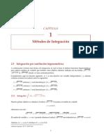 Métodos de Integración_SustitucionT