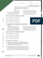 2 - 7 Practice Worksheet