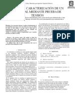 Info Proyecto 1
