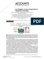 N-Methylation of Peptides a New Perspective in Medicinal Chemistry