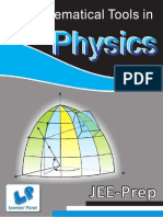 252041800 JEE Preparation Mathematical Tools in Physics