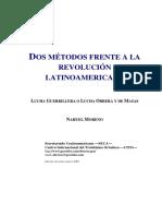 05 - NM - Dos Métodos Frente a La Revoluciòn Latino Americana