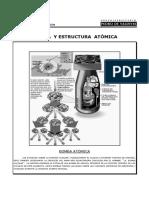 Quimica Estructura atomica
