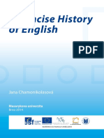 A Brief History of the English Language 2014 Monography