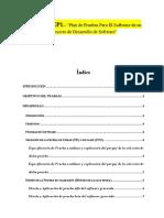 UNIDAD 5 Plan de Pruebas Para El Software de Un Proyecto de Desarrollo de Software