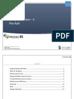 RCDC FE-Sample Problem 4-PileRaft