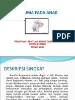 Trauma Pada Anak Bhd1