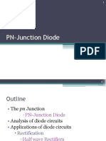 PN-Junction Diode Lecture 3