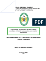 Tesis de Turismo Rural 27-10-11