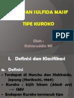 Sulfida Masif Tipe Kuroko