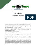 Malpeli, Veronica - El Olvido