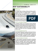 1 Pavement Sustainability Brief