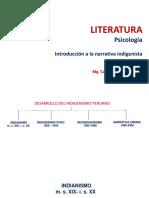 4 La Narrativa Indigenista
