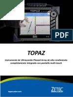 Catálogo Topaz