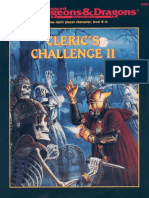 AD&D2E - Cleric's Challenge II (Lvl 4-6)(OCR and BM)
