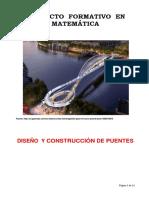 Proyecto Formativo en Matemática