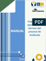 Inspección y Operación de Terreno Del Proceso de Molienda