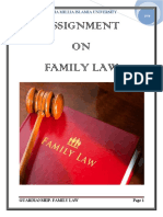 Guardianship under Muslim law
