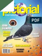 Racing Pigeon Pictorial International January 2018