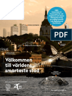 Smart City Concept -- Stockholms stad