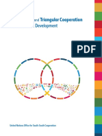 Good Practices in South-South and Triangular Cooperation for Sustainable Development - 20 Oct