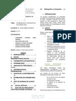 Resumen Ejecutivo - Probabilidad y Estadistica