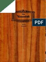 1932 Shenandoah High School Yearbook - Shenandoah, Iowa