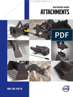 Catalog Volvo Backhoe Loaders Attachments