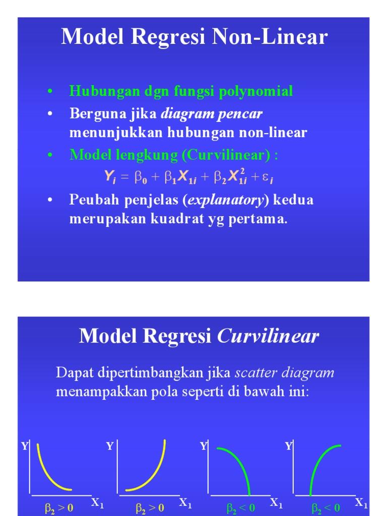 Bab 4 variasi model regresipdf ccuart Images