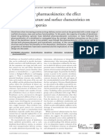 Dendrimer Pharmacokinetics- The Effect of Size, Structure and Surface Characteristics on ADME Properties