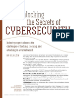 Unlocking the Secrets of Cyber Security