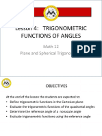 Math12 - L4 (Trigo Functions of Angles)