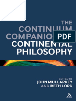 Continuum.companion.to.Continental.philosophy.2009.RETAIL.ebook ZOiDB00K