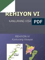 Region 6 - Kanlurang Visayas