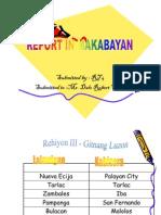 REHIYON 3 - Central Luzon