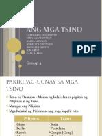 Tsino - Makabayan Report