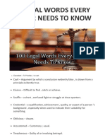 100 LEGAL WORDS EVERY LAWYER NEEDS TO KNOW – My Blog.pdf