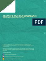 Deutsche Rechtschreibregeln Der Ratgeber Fuers Buero