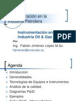 Unidad 2 Instrumentacion Industria Petro