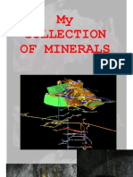 Collection Minerals