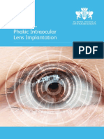 Phakic Intraocular Lens Implantation Patient Leaflet April2017