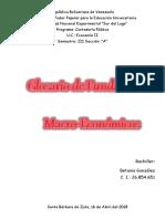 Glosario de Fundamentos de La Macroeconomía