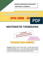 Soalan Bertopik Spm Tingkatan 4 2008 - 2014