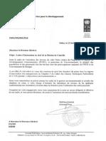 Dispositions Environnementales ICA-GIC